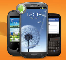 Android Smartphones offer